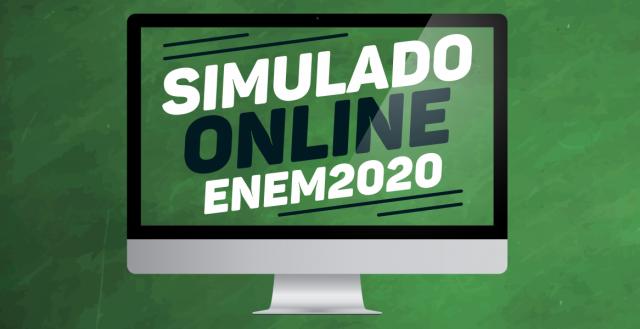 Simulado Enem 2020 (com redação)