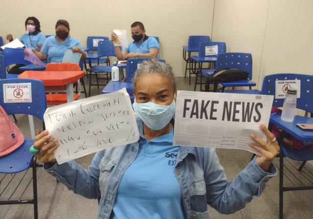 Atividade Expositiva sobre Fake News
